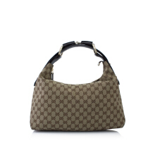 Pre-Owned Gucci Horsebit Hobo