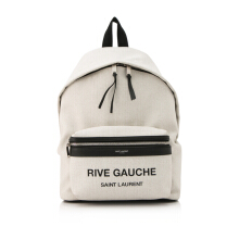Pre-Owned Saint Laurent Rive Gauche Mini City Backpack