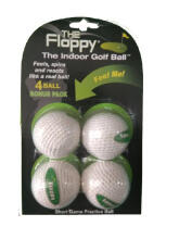 The Floppy, Indoor Practice Ball (4 per pack)