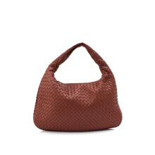 Pre-Owned Bottega Veneta Intrecciato Nappa Veneta Shoulder