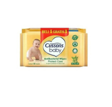 CUSSONS BABY Wipes Protect Care 50'S - Buy 1 Get 1