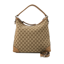 Pre-Owned Gucci GG Top Handle Bag  Shoulder