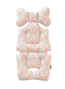 Borny Bny108 Pastel Pencil Stroller Liner - Orange Orange
