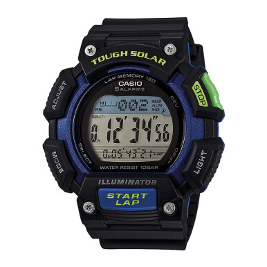 CASIO Standard - Solar Powered - Resin Band - [STL-S110H-1BDF]