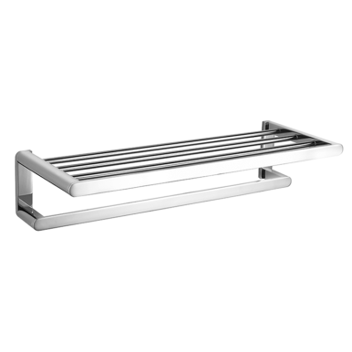 HIDEEP Towel shelf HI08001 - Chrome