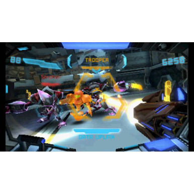 NINTENDO 3DS Game - Metroid Prime: Federation Force