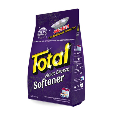 TOTAL Violet Softener R 1.2 Plus