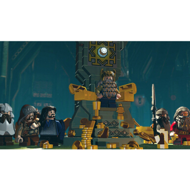 SONY PS4 Game LEGO The Hobbit - Reg 1