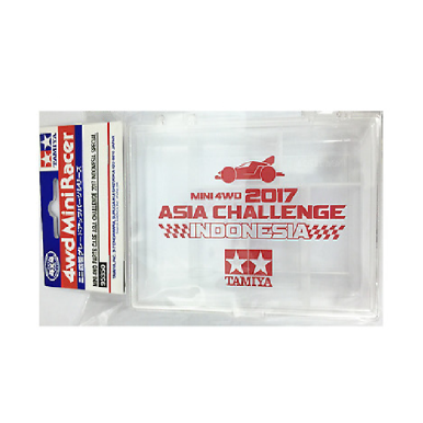 TAMIYA Mini 4WD Part case Asia Challenge 17 - INDONESIA