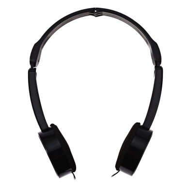 Retractable Foldable Kids Headphone With Mic Stereo Bass