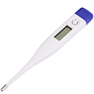 Portable Digital Electronic Thermometer Oral Temperature Measurement