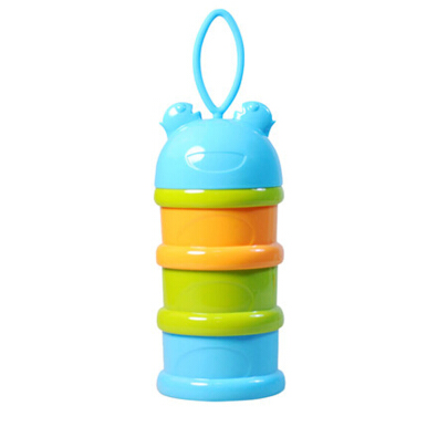 3 Layer food grade baby milk powder food storage container