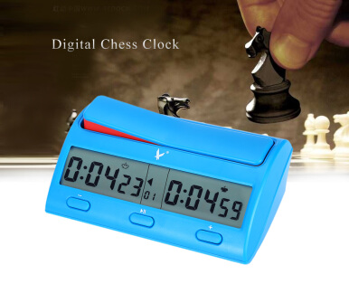 LEAP PQ9912 Professional Digital Chess Clock Count Down Timer