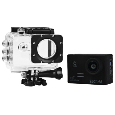 SJCAM SJ5000X 4K WiFi 2 inches LCD Display 170 Degree Wide View Angle 12.0 Megapixel Sport DV