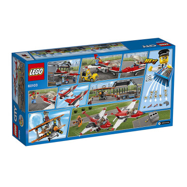 LEGO City Airport Air Show 60103