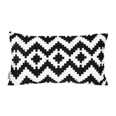 GLERRY HOME DÉCOR Cubes Cushion - 30x50Cm
