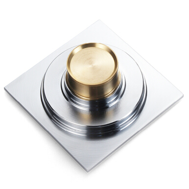 HIDEEP floor drain HIDL004 ---Chrome
