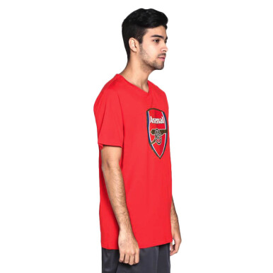 PUMA Royal Arsenal Crest Tee - Red [S] cons 925000 01