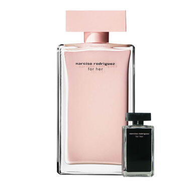 NARCISO RODRIGUEZ For Her EDP 100ml + Free Miniature