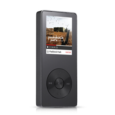 BENJIE K9 Portable 1.8 inch FM Radio E-book 8G Memory Storage MP3 Music Lossless Player