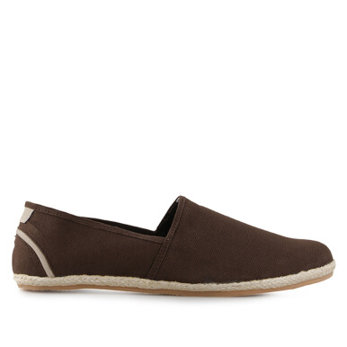 MINARNO Canvas Slip On Adn029 Dn - Brown [39]