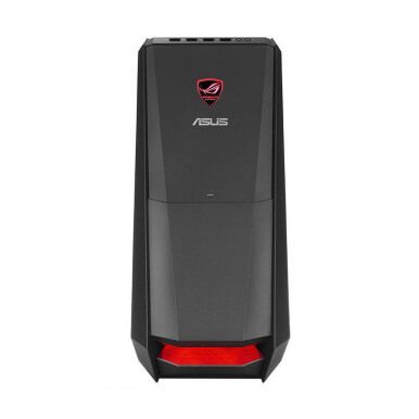 Asus G30AK-ID006S No Monitor/i7-4790/16GB/256GB/Nvidia GTX970 4GB/Win8.1 Desktop - Black