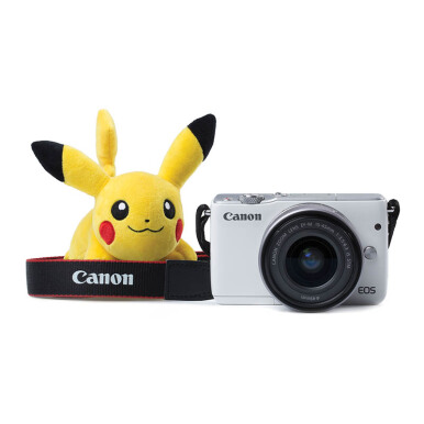 CANON Pokemon Special Edition x EOS M10 Kit (EF-M15-45mm IS STM)