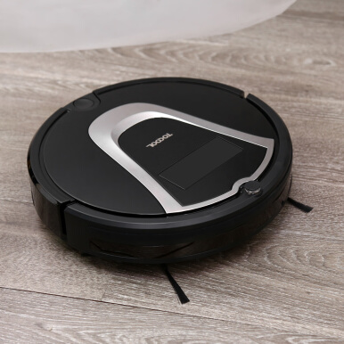 TOCOOL TC - 750 Robotic Vacuum Cleaner Remote Control Auto Recharge