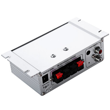 LP - A6 2 Ch Hi-Fi Super Bass Output Power Amplifier