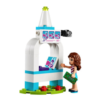 LEGO Friends Amusement Park Space Ride 41128