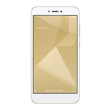 XIAOMI Redmi 4X [2/16GB] - Gold