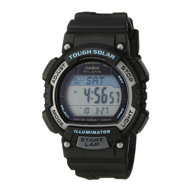 CASIO Standard - Solar Powered - Resin Band - [STL-S300H-1ADF]