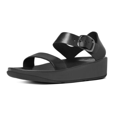 FITFLOP Bon Ftw Wn - All Black [8]