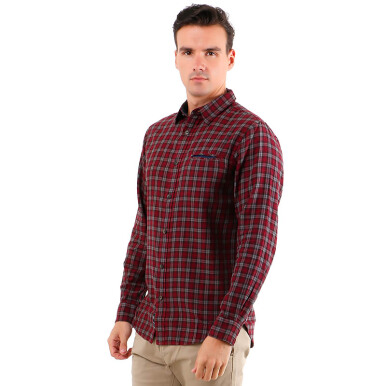 Jual FAMO Classic Fit Long Shirt