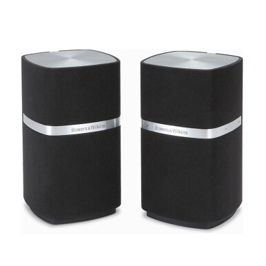 BOWERS & WILKINS Wireless Speaker MM-1 - Black