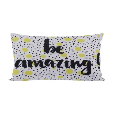 GLERRY HOME DÉCOR Be Amazing Cushion - 30x50Cm