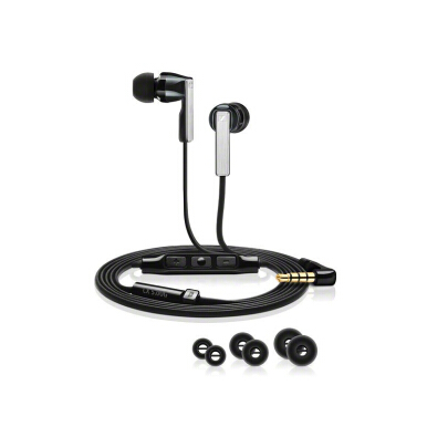 SENNHEISER CX 5.00G In-ear Earphones - Hitam