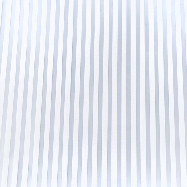 Removable Window Bathroom Showcase Film Cover Wallpaper Decor - White Stripe Pattern