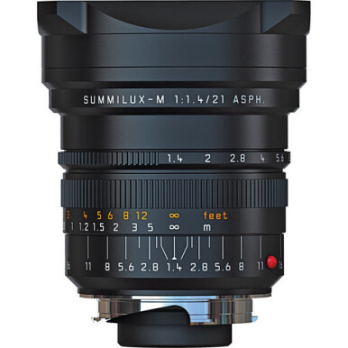LEICA Summilux-M 21mm f/1.4 ASPH. - Black