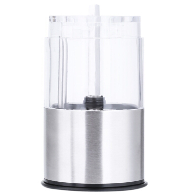 Electric Stainless Steel Pepper Spice Grinder Seasoning Mill Kitchen Accessory