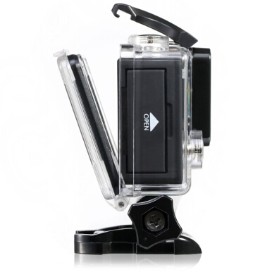 Dazzne P2 2 Inch 1080P Sports DV Action Camcorder