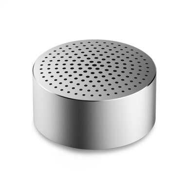XIAOMI Mi Portable Mini Bluetooth Speaker - Silver