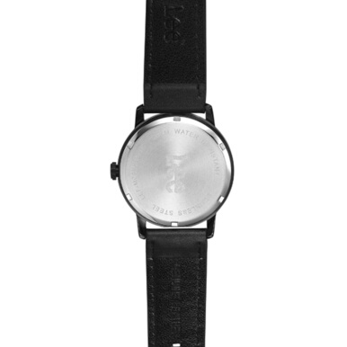 LEE Watch Metropolitan Gents M09 Black 42MM [M09BBL1-1R]