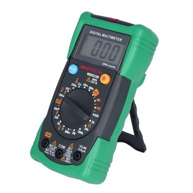 MASTECH MS8233B Professional Digital Multimeter AC Voltage Meter Data Hold with Backlight