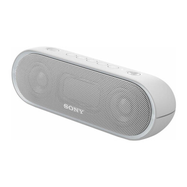 SONY SRS-XB20/WC E Portable Bluetooth Speakers - White