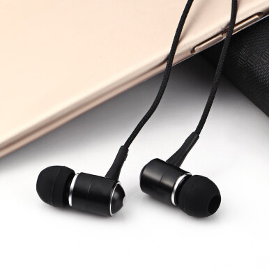 Awei ESQ3 1.2m Cable Length Earphone For Mobile Phone Tablet PC