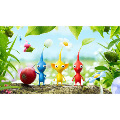 NINTENDO 3DS Game - Hey! PIKMIN