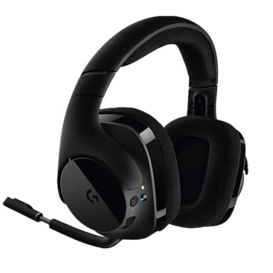 Logitech G533 Wireless Headset-black