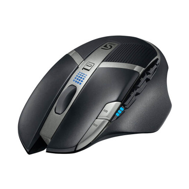 LOGITECH G602 Wireless Gaming Mouse – Hitam