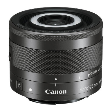 CANON EF-M28mm f/3.5 Macro IS STM